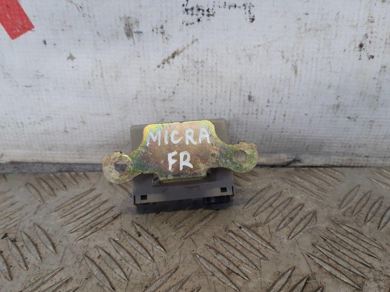 Блок электронный Nissan Micra K12E 2005 (б/у)