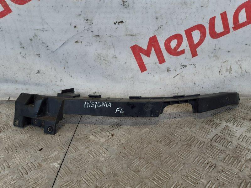 Направляющая переднего бампера левая Opel Insignia 2010 (б/у)