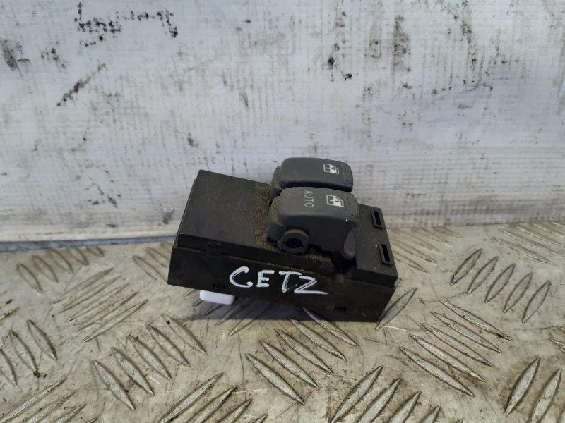 Блок управления стеклоподъемниками Hyundai Getz 2007 (б/у)