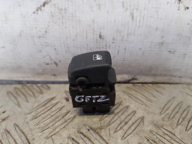 Кнопка стеклоподъемника Hyundai Getz 2007 (б/у)