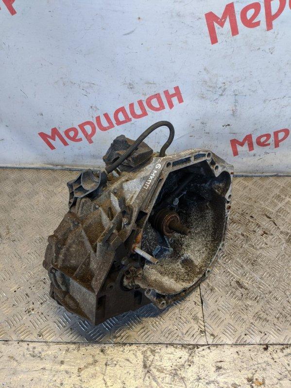 Мкпп (механическая коробка переключения передач) Renault Megane III 1.6 2011 (б/у)