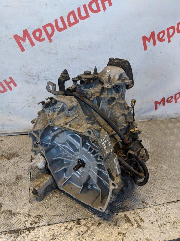 Акпп (автоматическая коробка переключения передач) Honda Civic 4D 2007 (б/у)