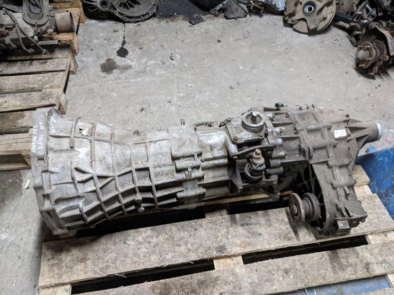 Мкпп (механическая коробка переключения передач) Nissan Navara D40 2005 (б/у)