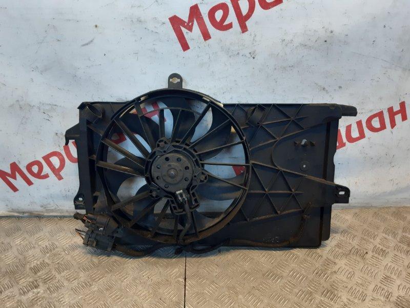 Вентилятор радиатора Opel Meriva 2009 (б/у)