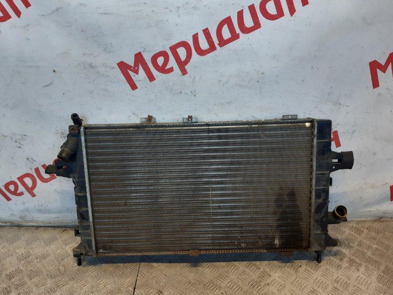 Радиатор основной Opel Astra H 2008 (б/у)
