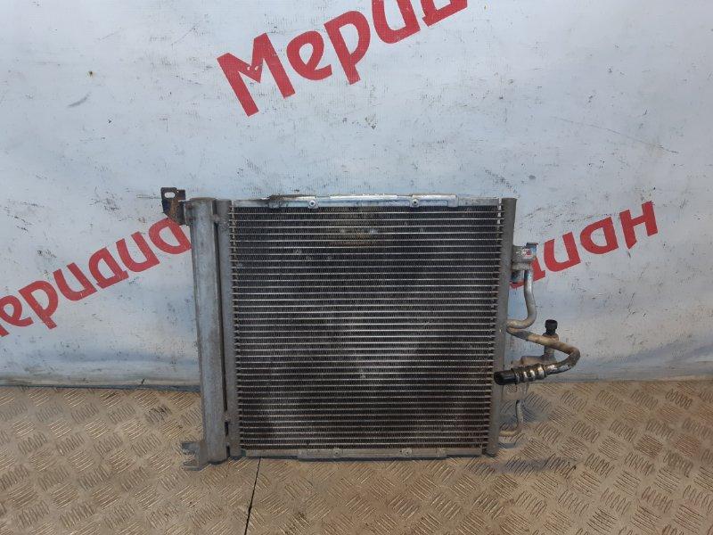 Радиатор кондиционера Opel Astra H 2008 (б/у)