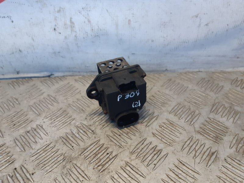 Резистор отопителя Peugeot 307 2005 (б/у)