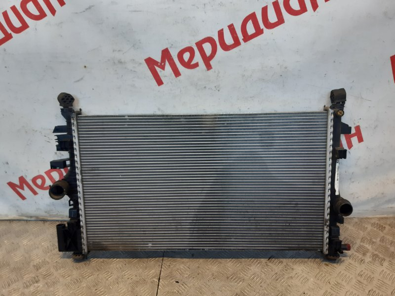 Радиатор основной Opel Insignia 2011 (б/у)