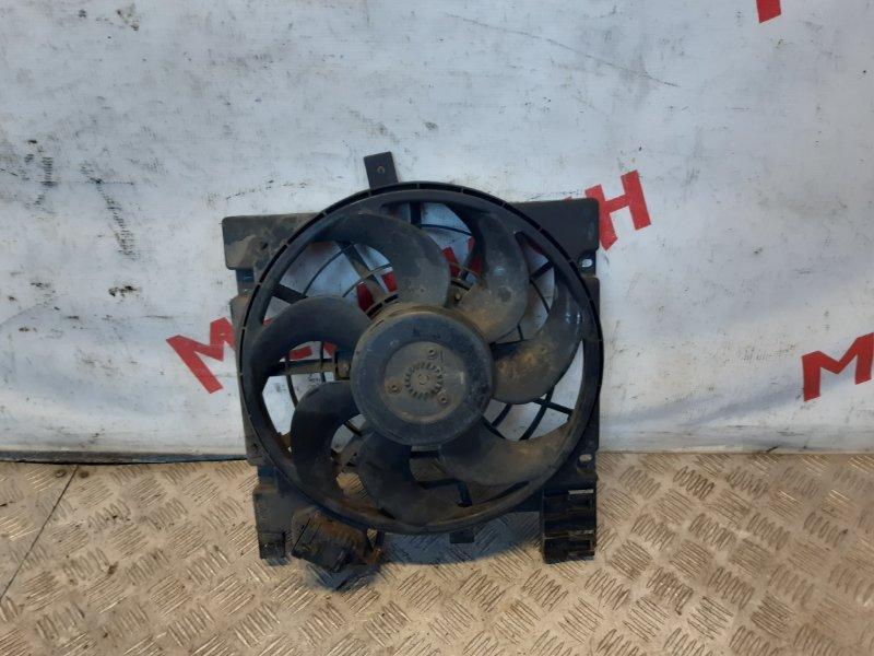 Вентилятор радиатора Opel Astra H 2010 (б/у)