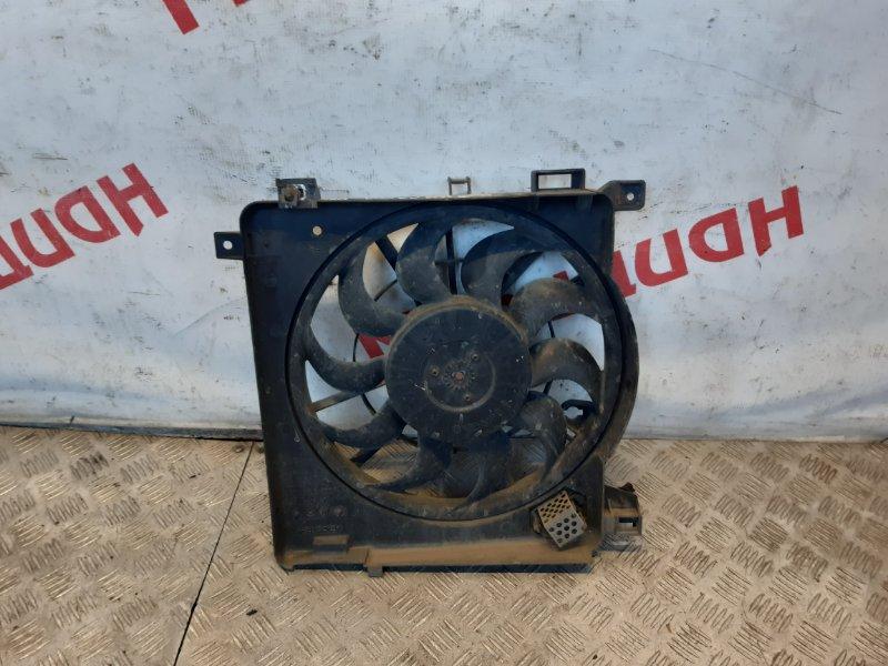 Вентилятор радиатора кондиционера Opel Astra H 2010 (б/у)