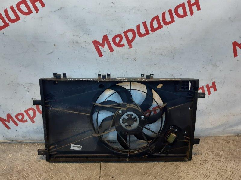 Вентилятор радиатора Opel Insignia 2011 (б/у)