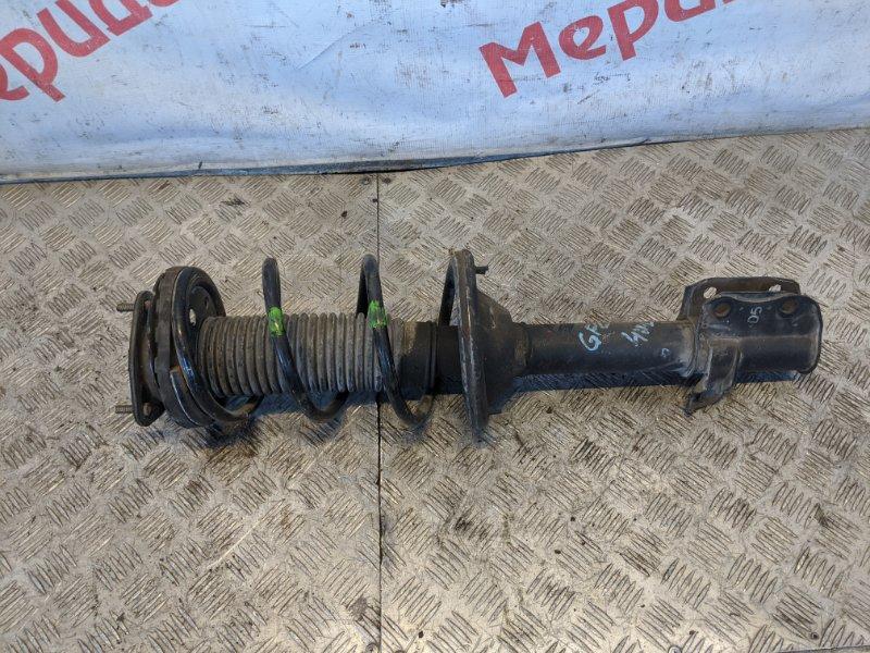 Амортизатор задний правый Subaru Impreza G10 1999 (б/у)