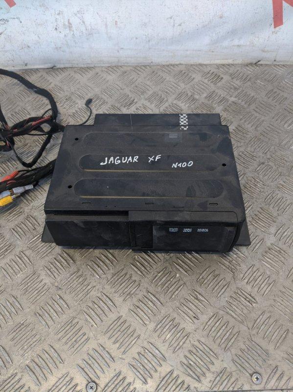 Ченджер компакт дисков Jaguar Xf 2014 (б/у)