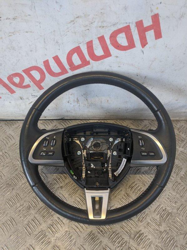 Рулевое колесо без airbag Jaguar Xf 2014 (б/у)