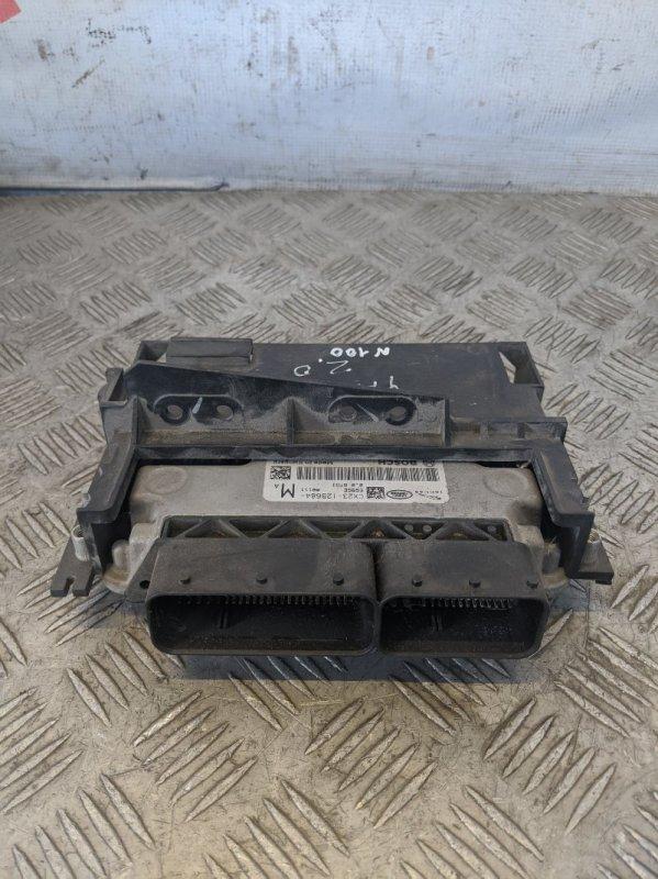 Блок управления двигателем Jaguar Xf 2014 (б/у)