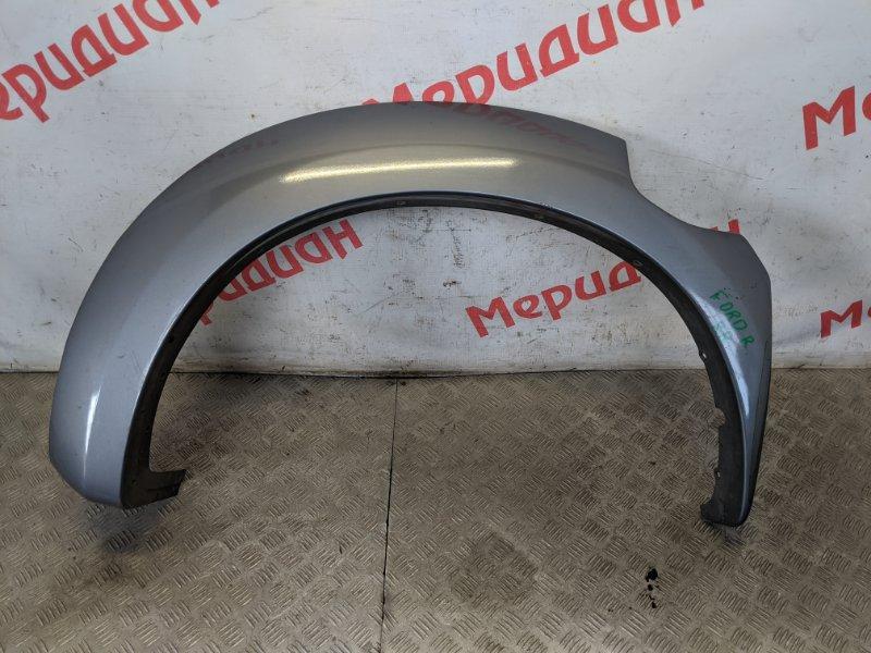 Накладка заднего крыла правого Mazda Bt50 2008 (б/у)