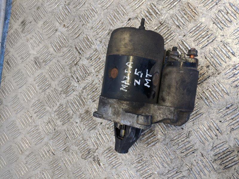 Стартер Mazda 323 BA 1998 (б/у)