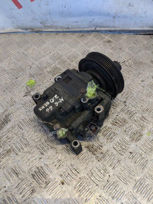 Компрессор кондиционера Mazda 6 GG 2007 (б/у)