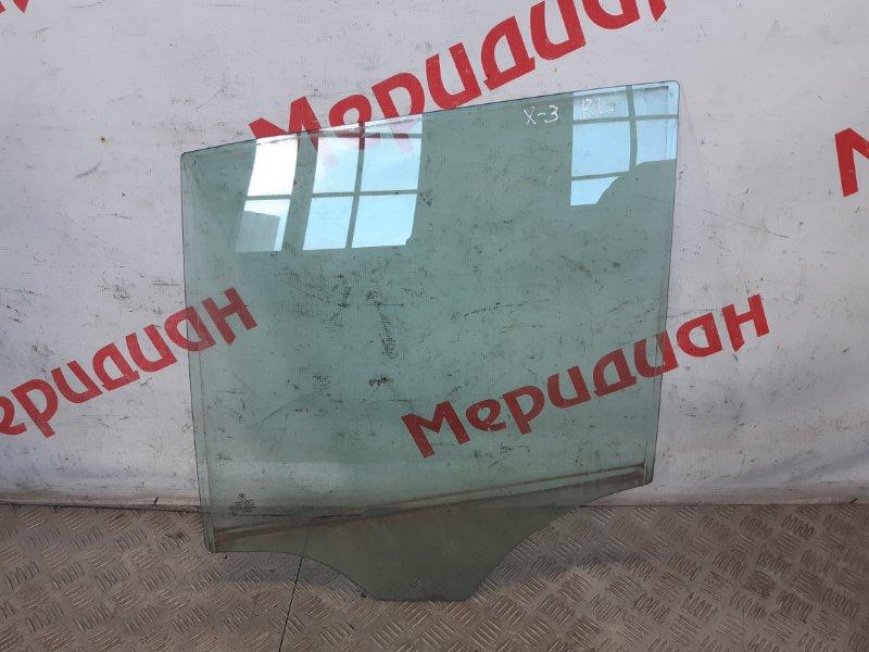 Стекло двери задней левой Bmw X3 E83 2004 (б/у)