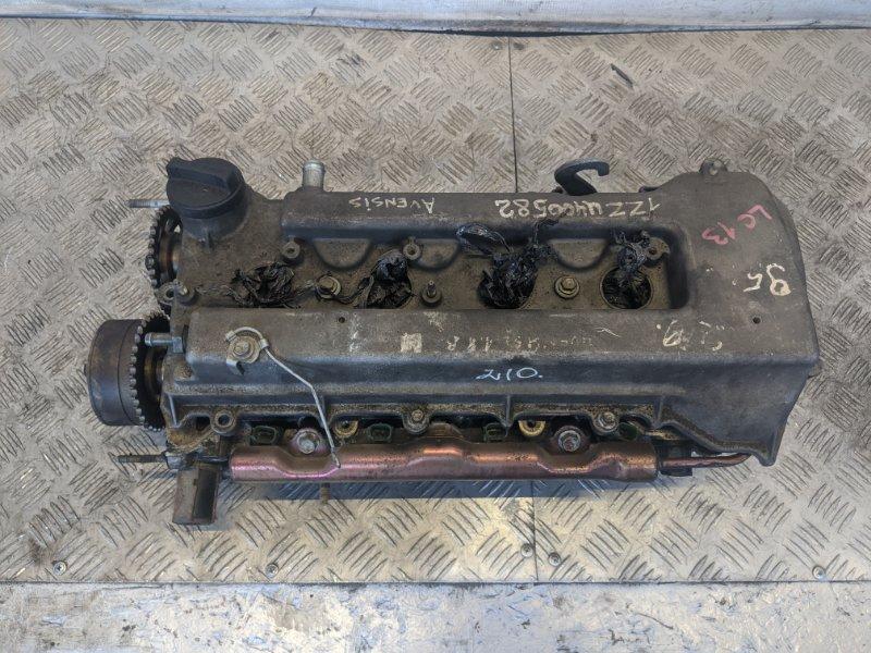 Головка блока цилиндров Toyota Avensis II 1.8 2006 (б/у)
