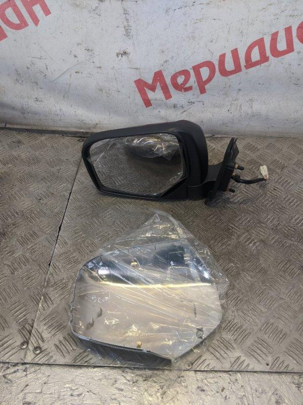 Зеркало левое электрическое Mitsubishi L200 KB 2009 (б/у)
