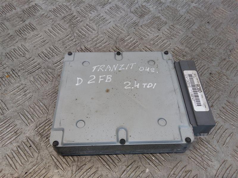 Блок управления двигателем Ford Transit FA 2004 (б/у)