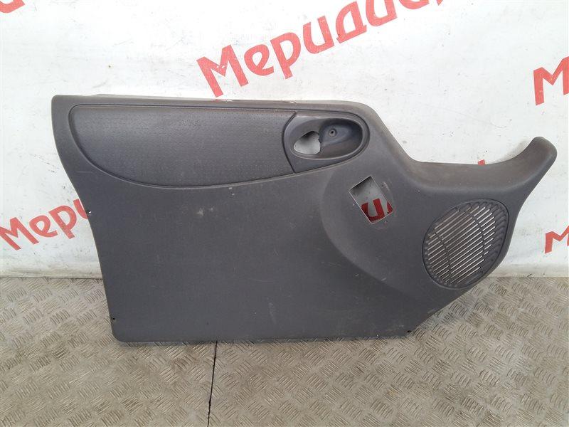 Обшивка двери передней левой Ford Transit FA 2004 (б/у)
