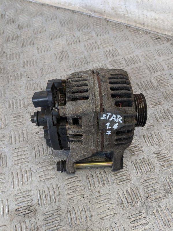 Генератор Mitsubishi Space Star 1.6 2004 (б/у)