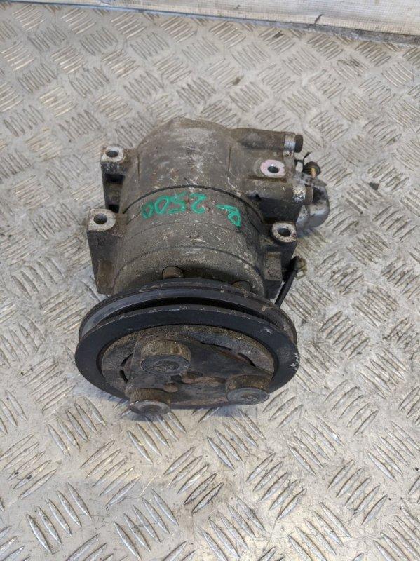 Компрессор кондиционера Mazda B2500 UN 2004 (б/у)
