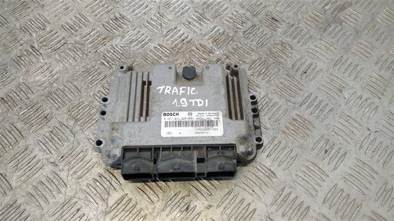 Блок управления двигателем Renault Trafic 1.9 2004 (б/у)