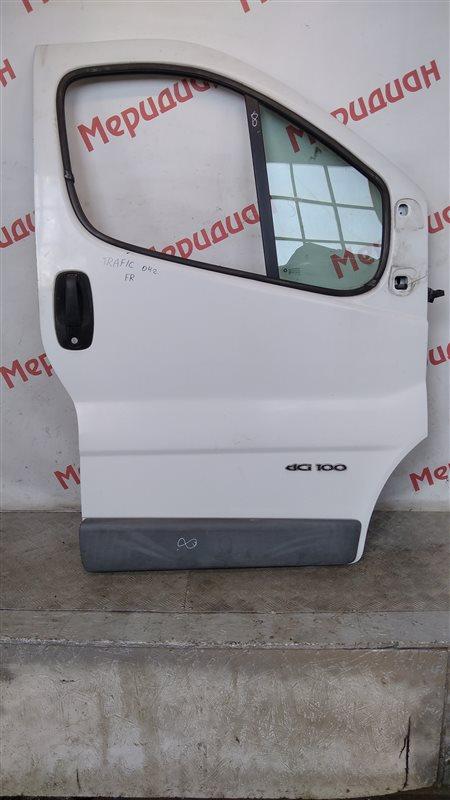 Дверь передняя правая Renault Trafic 1.9 2004 (б/у)
