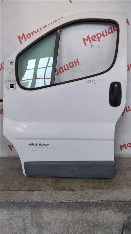 Дверь передняя левая Renault Trafic 1.9 2004 (б/у)