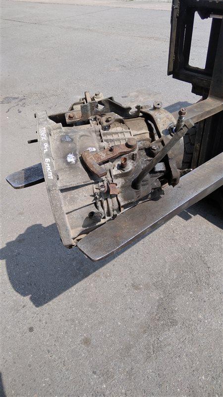 Мкпп (механическая коробка переключения передач) Renault Trafic 1.9 2004 (б/у)