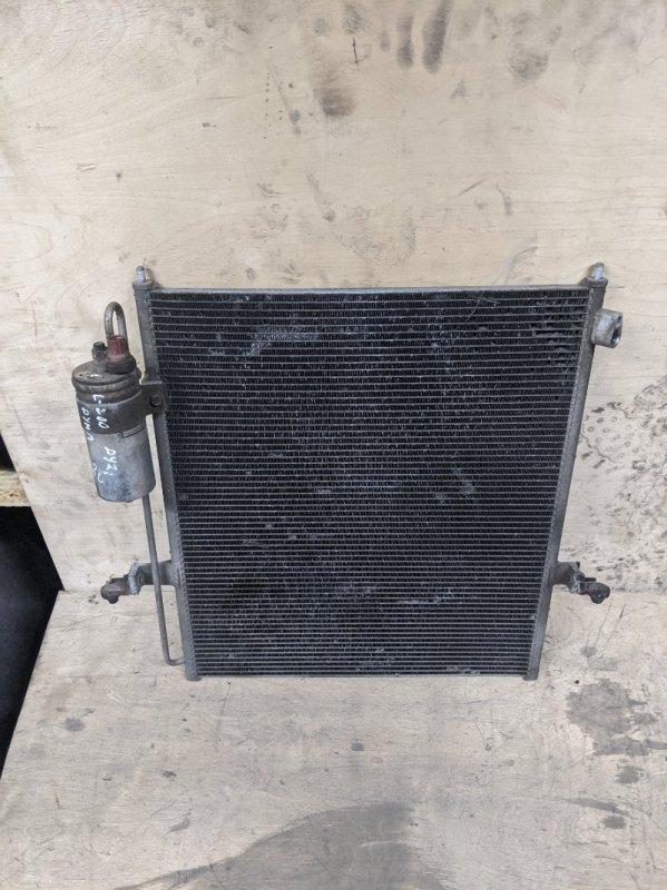 Радиатор кондиционера Mitsubishi L200 KB 2.5 2009 (б/у)