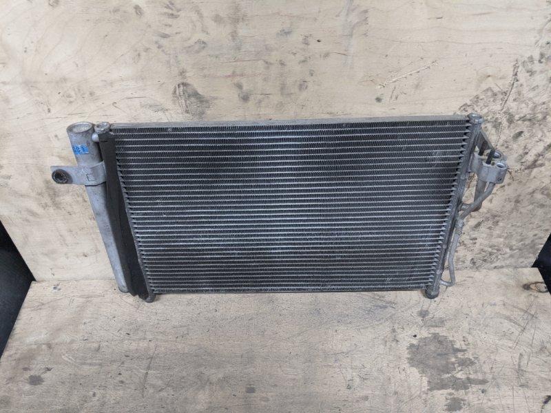 Радиатор кондиционера Hyundai Getz 1.4 2008 (б/у)