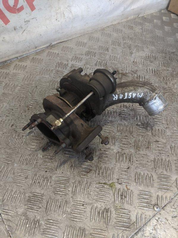 Турбокомпрессор (турбина) Renault Master 2.5 2006 (б/у)