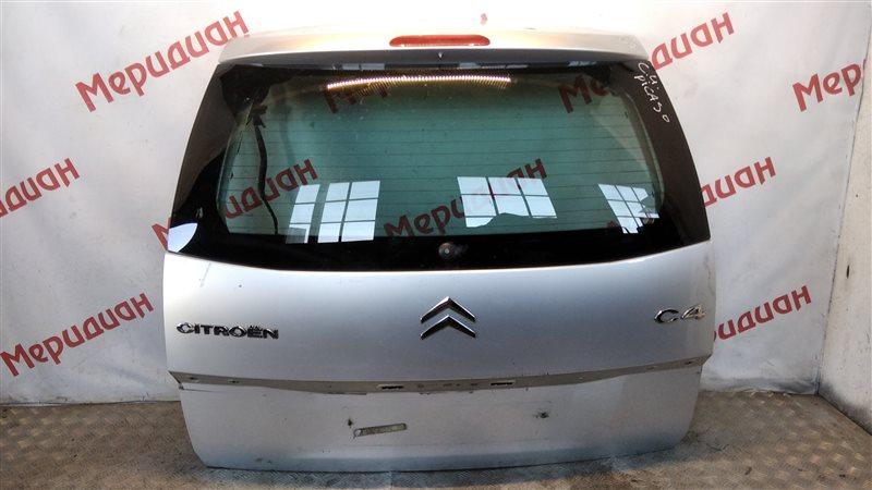 Дверь багажника Citroen C4 Picasso 2004 (б/у)