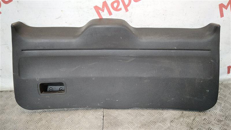 Обшивка двери багажника Mitsubishi Space Star 2004 (б/у)