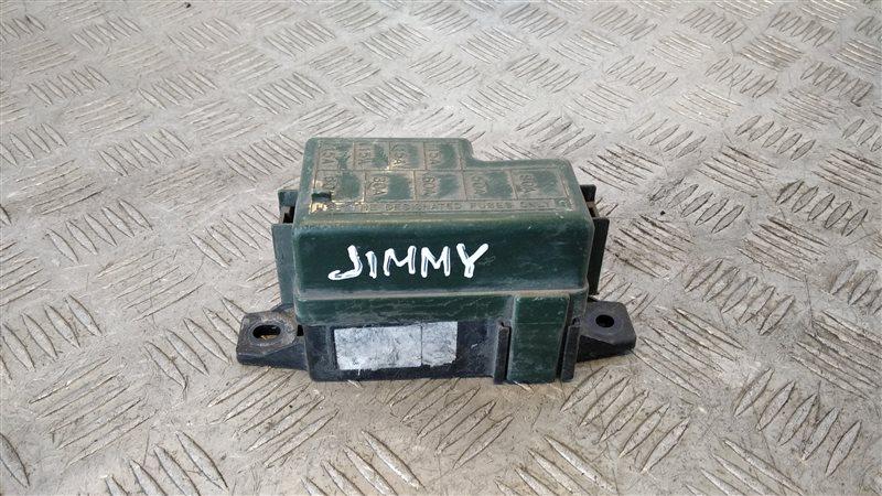 Блок предохранителей Suzuki Jimny FJ 2004 (б/у)