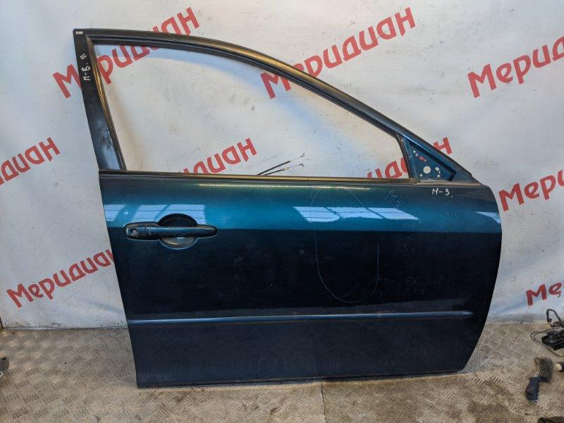 Дверь передняя правая Mazda 6 GG 2006 (б/у)