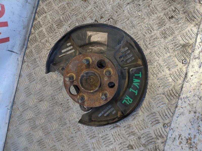 Кулак поворотный задний левый Toyota Avensis I 2002 (б/у)