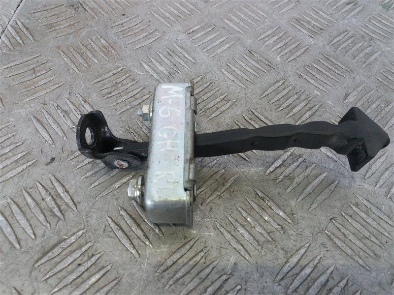 Ограничитель двери задней левой Mazda 6 GH 2009 (б/у)