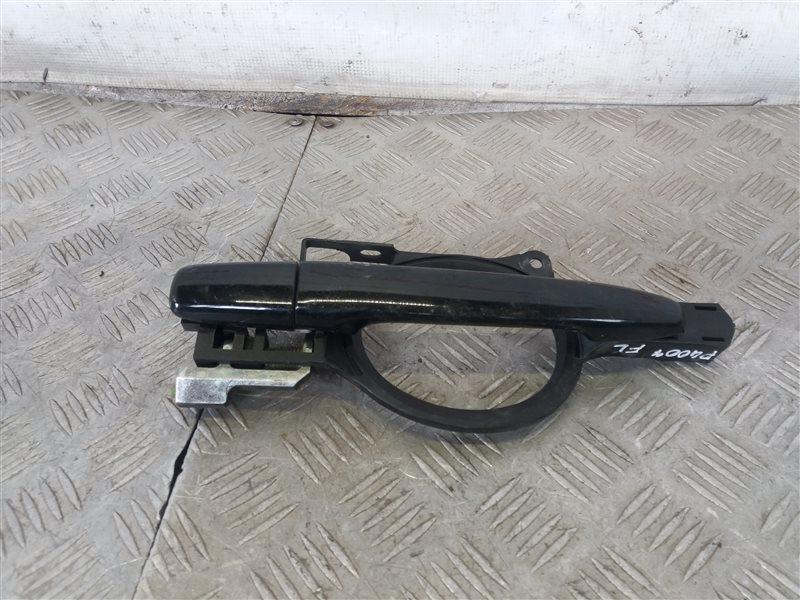 Ручка двери передней наружная левая Peugeot 4007 2011 (б/у)