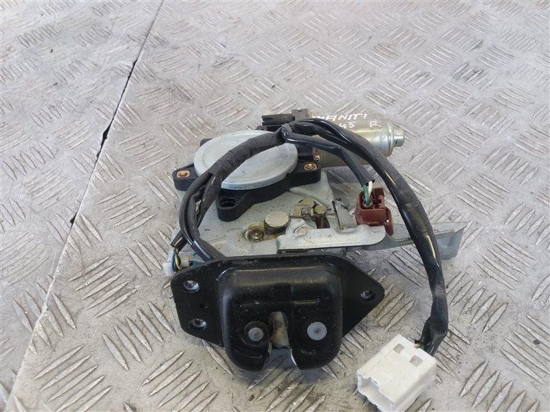 Замок багажника Infiniti Fx S50 2006 (б/у)