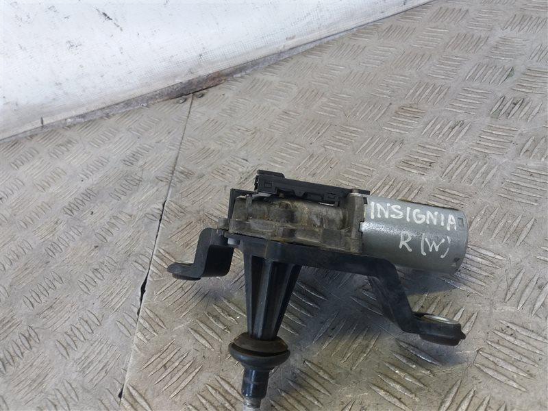 Моторчик стеклоочистителя задний Opel Insignia 2010 (б/у)
