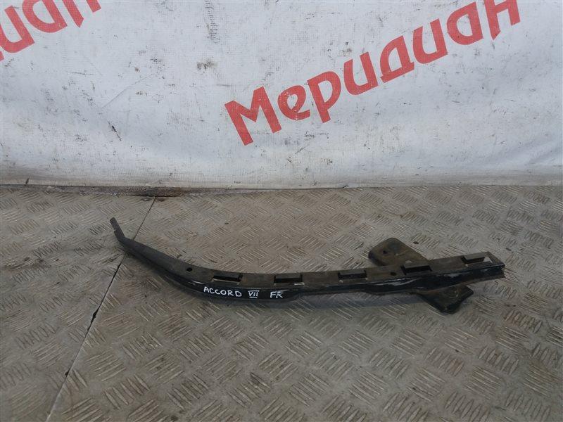 Кронштейн фары правой Honda Accord VII 2007 (б/у)