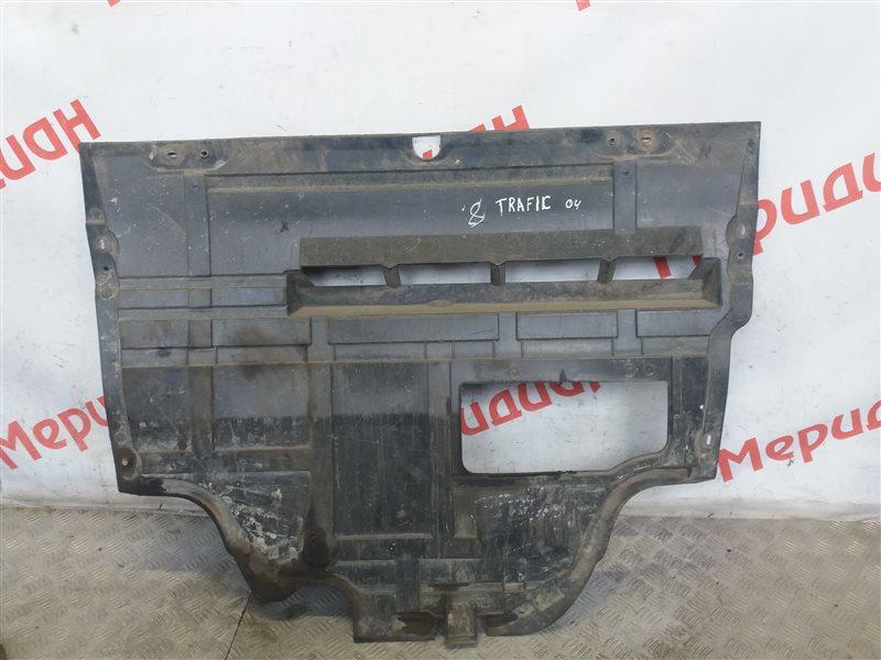 Пыльник двигателя центральный Renault Trafic 2004 (б/у)