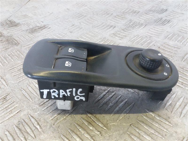 Блок управления стеклоподъемниками Renault Trafic 2004 (б/у)