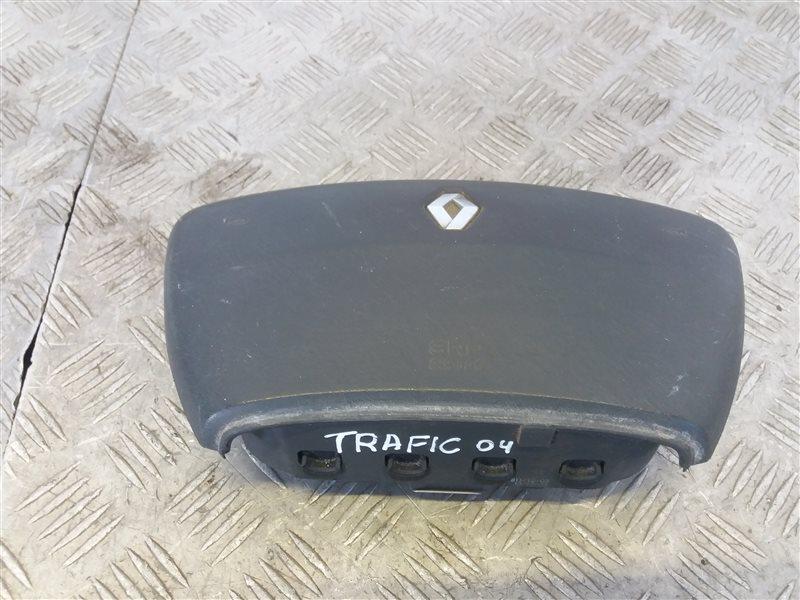 Подушка безопасности в рулевое колесо Renault Trafic 2004 (б/у)