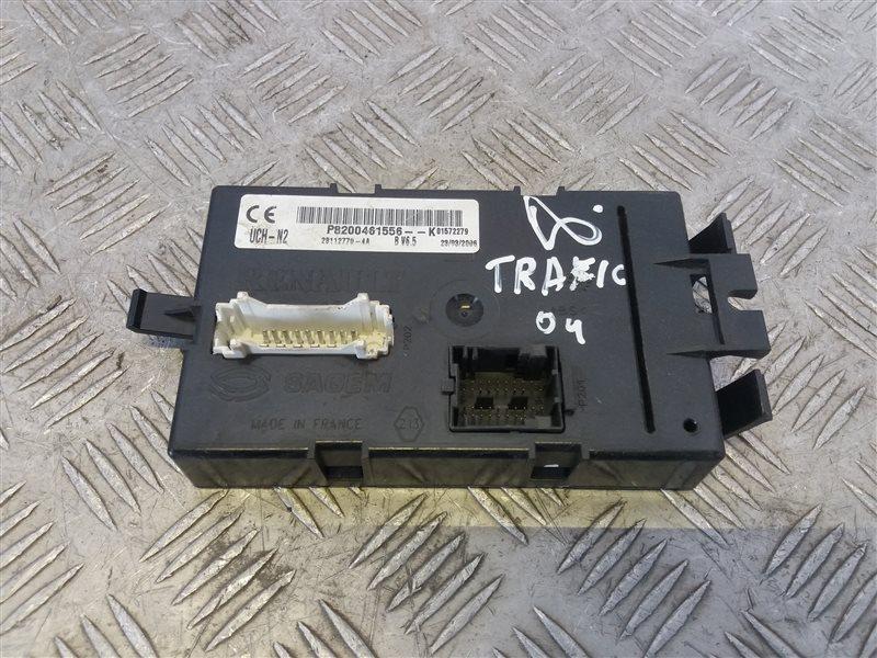 Блок электронный Renault Trafic 2004 (б/у)